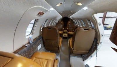 Private Jet N681ZL 3D Model