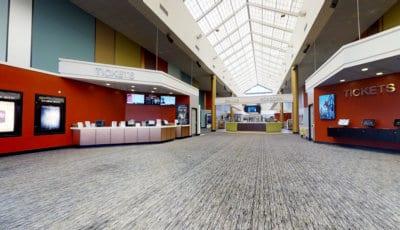 Showcase Cinemas: North Attleboro 3D Model