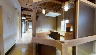 Office Staging: After 3D Model