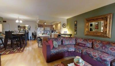 Luxury Apartment: The Hamilton Company 3D Model
