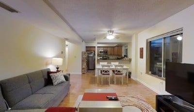 Luxury Apartment 2 BR Cambridge, MA 3D Model